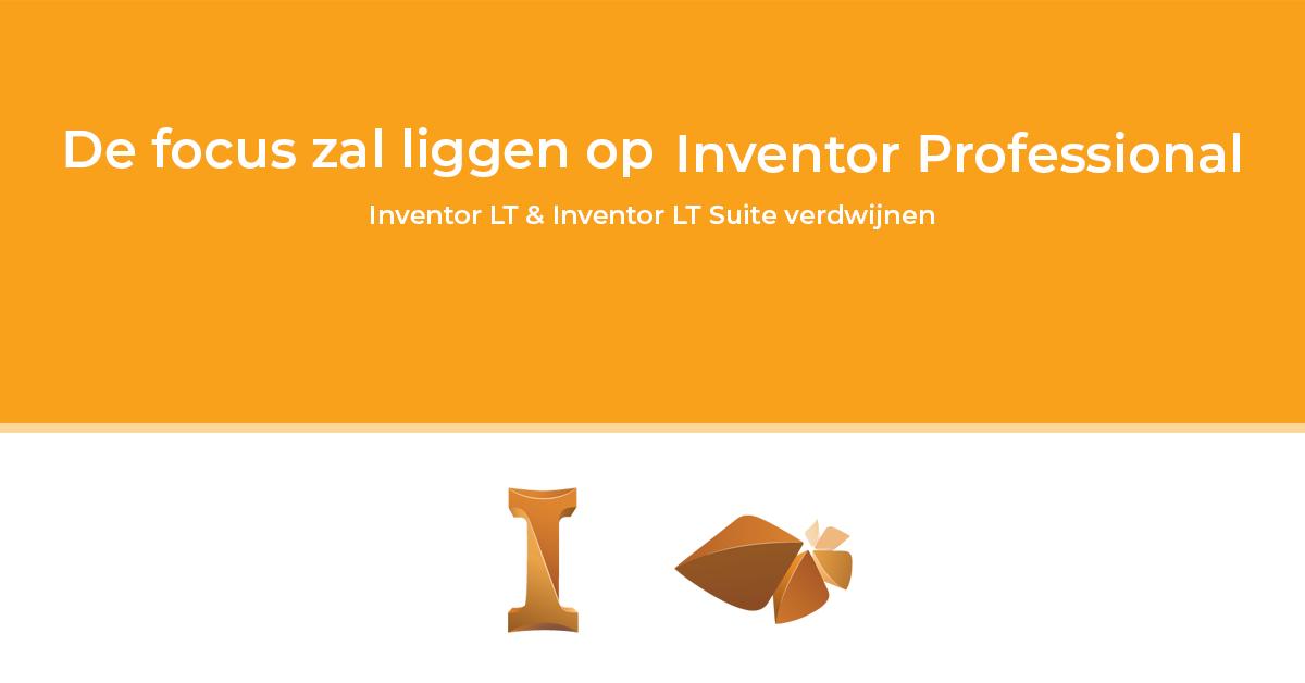 Focus op Inventor