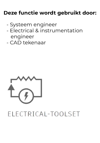 Electrical toolset