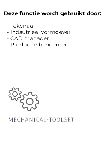 Mechanical toolset
